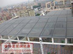 上海钢结构阳光玻璃房工