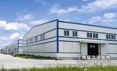 门式钢结构厂房